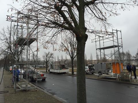 Kabelbrücke Berlin mieten - Kabelbrücken Brandenburg